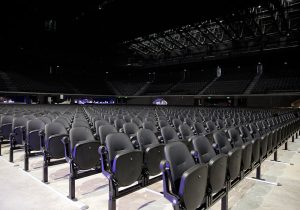 grid type of seating